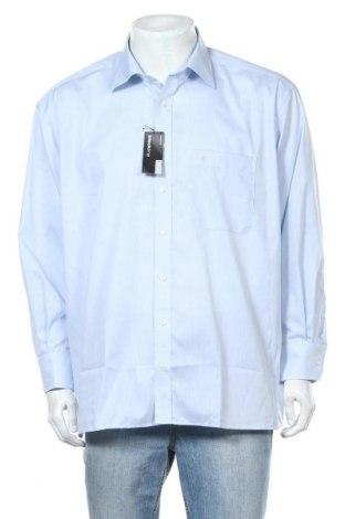 Мъжка риза Eterna, Размер XXL, Цвят Син, Памук, Цена 10,66лв.
