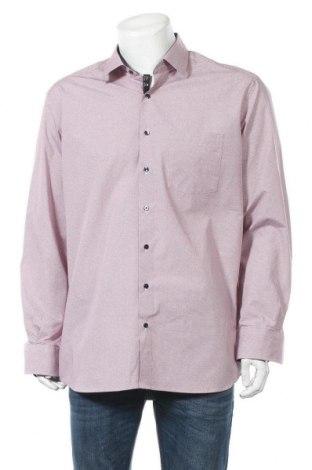 Мъжка риза Eterna, Размер XL, Цвят Многоцветен, Памук, Цена 55,50лв.