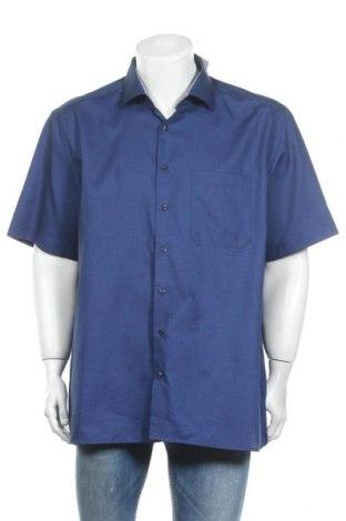 Мъжка риза Eterna, Размер XL, Цвят Син, Памук, Цена 13,34лв.