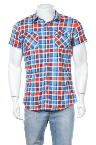 Мъжка риза Fishbone, Размер M, Цвят Многоцветен, Памук, Цена 6,25лв.