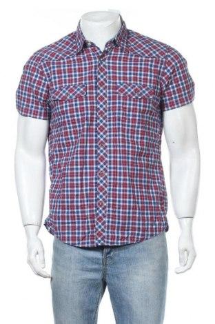 Мъжка риза H&M L.O.G.G., Размер M, Цвят Многоцветен, Памук, Цена 11,81лв.