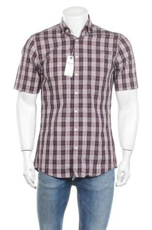 Мъжка риза Haupt, Размер S, Цвят Многоцветен, Памук, Цена 13,50лв.