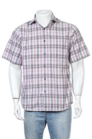 Мъжка риза Kingfield, Размер S, Цвят Многоцветен, 60% памук, 40% полиестер, Цена 4,20лв.
