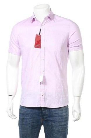 Ανδρικό πουκάμισο Pure H.Tico, Μέγεθος S, Χρώμα Βιολετί, Βαμβάκι, Τιμή 10,20€