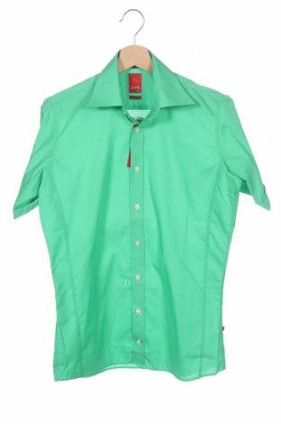 Мъжка риза Pure H.Tico, Размер XS, Цвят Зелен, Памук, Цена 14,75лв.