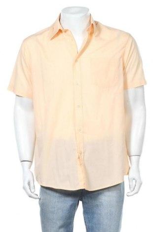 Pánská košile  Reward, Velikost L, Barva Oranžová, 65% polyester, 35% bavlna, Cena  76,00Kč