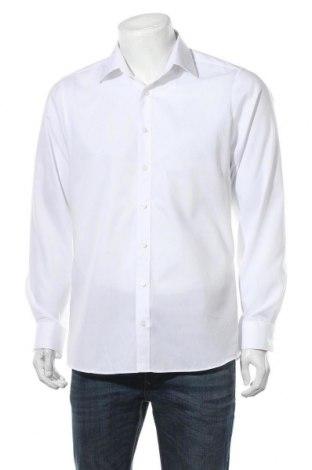 Мъжка риза Royal Class, Размер L, Цвят Бял, Памук, Цена 17,96лв.
