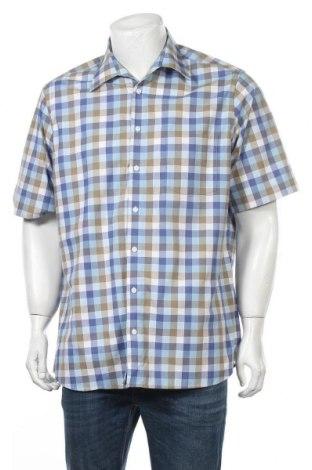 Мъжка риза Walbusch, Размер XXL, Цвят Многоцветен, 100% памук, Цена 14,28лв.