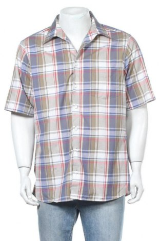 Мъжка риза Walbusch, Размер XL, Цвят Многоцветен, Памук, Цена 6,30лв.