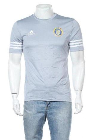 Ανδρικό t-shirt Adidas, Μέγεθος S, Χρώμα Μπλέ, Πολυεστέρας, Τιμή 13,18€