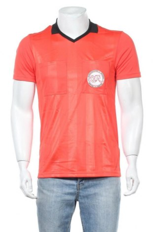 Ανδρικό t-shirt Adidas, Μέγεθος S, Χρώμα Κόκκινο, Πολυεστέρας, Τιμή 6,14€