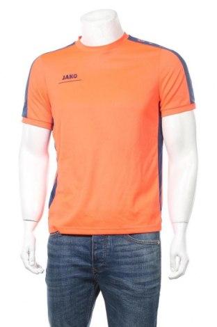 Ανδρικό t-shirt Jako, Μέγεθος M, Χρώμα Πορτοκαλί, Πολυεστέρας, Τιμή 6,23€