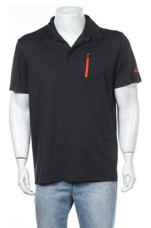 Ανδρικό t-shirt McKinley, Μέγεθος XL, Χρώμα Μαύρο, Πολυεστέρας, Τιμή 7,40€