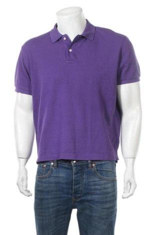 Pánské tričko  Rich Bear, Velikost XL, Barva Fialová, Bavlna, Cena  195,00Kč
