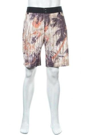 Ανδρικό κοντό παντελόνι Quiksilver, Μέγεθος L, Χρώμα Πολύχρωμο, Πολυεστέρας, Τιμή 6,82€