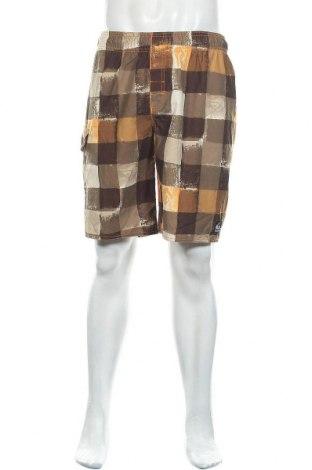 Ανδρικό κοντό παντελόνι Quiksilver, Μέγεθος M, Χρώμα Πολύχρωμο, Τιμή 4,38€