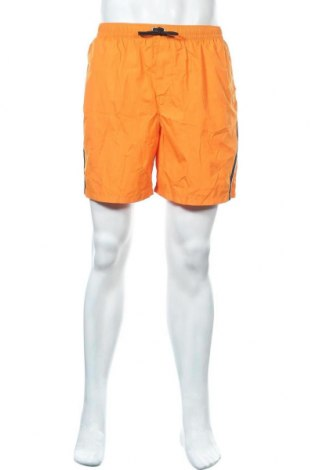 Мъжки къс панталон Rodeo, Размер XL, Цвят Оранжев, Полиестер, Цена 13,39лв.