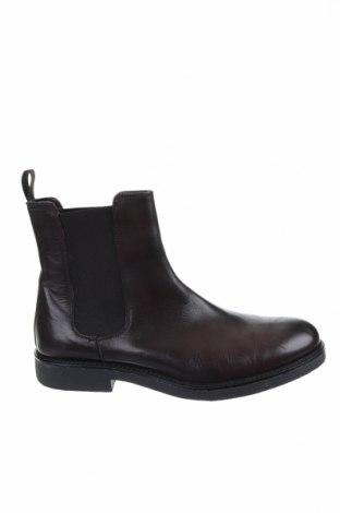 Ανδρικά παπούτσια Frau, Μέγεθος 44, Χρώμα Καφέ, Γνήσιο δέρμα, Τιμή 65,33€