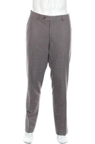 Мъжки панталон Christian Berg, Размер XL, Цвят Многоцветен, 63% полиестер, 33% вискоза, 4% еластан, Цена 13,60лв.