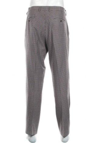 Мъжки панталон Christian Berg, Размер XL, Цвят Многоцветен, 63% полиестер, 33% вискоза, 4% еластан, Цена 48,00лв.