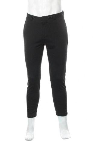 Мъжки панталон Cinque, Размер M, Цвят Черен, 71% полиестер, 24% вискоза, 5% еластан, Цена 111,75лв.