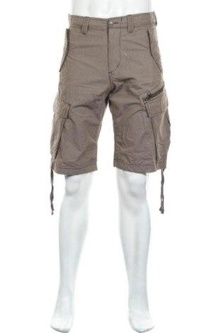 Мъжки панталон H&M L.O.G.G., Размер S, Цвят Кафяв, Памук, Цена 21,16лв.