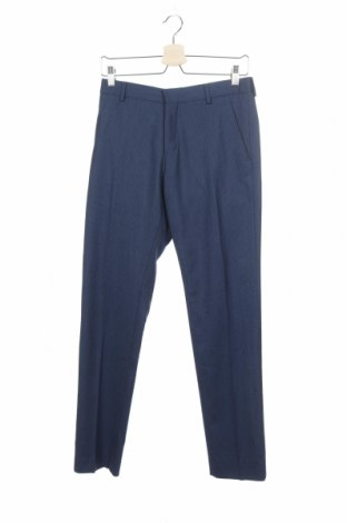 Ανδρικό παντελόνι Selected Homme, Μέγεθος S, Χρώμα Μπλέ, 49% πολυεστέρας, 48% βισκόζη, 3% ελαστάνη, Τιμή 4,30€