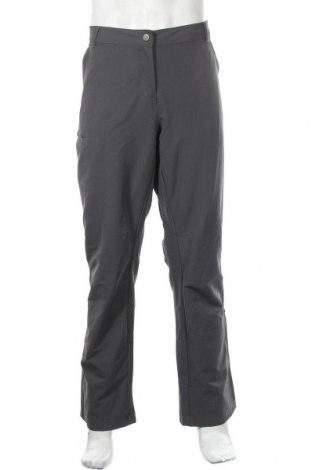 Мъжки спортен панталон Vittorio Rossi, Размер XL, Цвят Сив, 95% полиамид, 5% еластан, Цена 12,76лв.