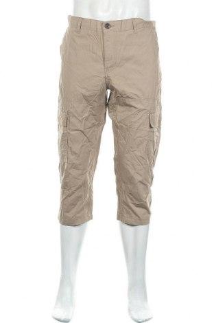 Мъжки спортен панталон Watson's, Размер L, Цвят Бежов, 100% памук, Цена 6,76лв.