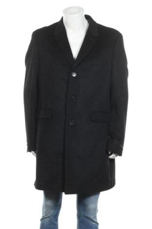 Ανδρικά παλτό Ted Baker, Μέγεθος XXL, Χρώμα Μαύρο, Μαλλί, Τιμή 81,48€