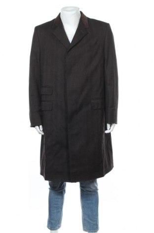 Ανδρικά παλτό Ted Baker, Μέγεθος XXL, Χρώμα Καφέ, 85% μαλλί, 15% πολυαμίδη, Τιμή 58,68€
