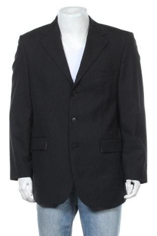 Ανδρικό σακάκι Anson's, Μέγεθος L, Χρώμα Μαύρο, Μαλλί, Τιμή 13,42€