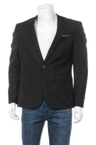Мъжко сако Cloudstyle, Размер M, Цвят Черен, Цена 22,74лв.