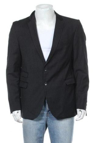 Ανδρικό σακάκι Strellson, Μέγεθος L, Χρώμα Μαύρο, Βισκόζη, Τιμή 13,35€