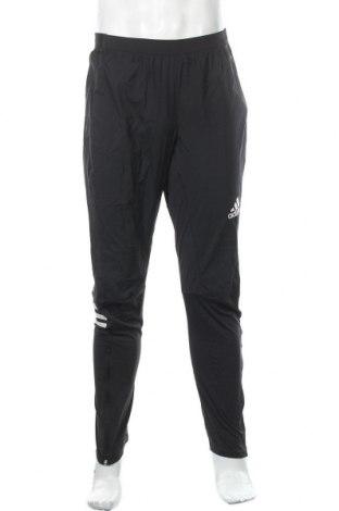 Ανδρικό αθλητικό παντελόνι Adidas, Μέγεθος M, Χρώμα Μαύρο, 100% πολυεστέρας, Τιμή 34,68€