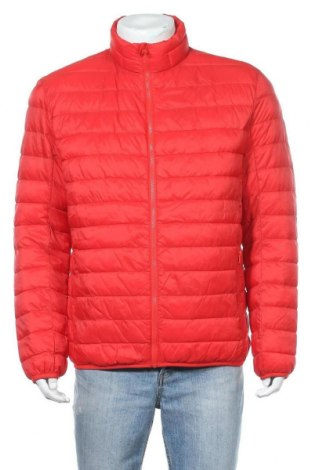Ανδρικό μπουφάν Montego, Μέγεθος XL, Χρώμα Κόκκινο, 100% πολυαμίδη, Τιμή 22,95€