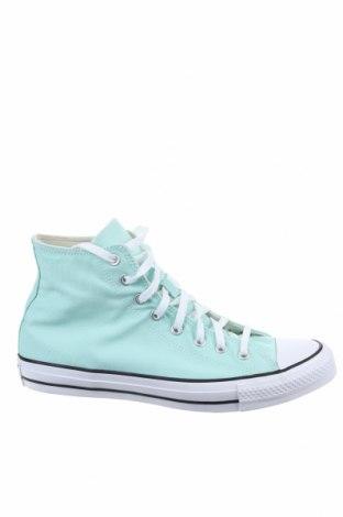 Обувки Converse All Star, Размер 45, Цвят Син, Текстил, Цена 74,25лв.