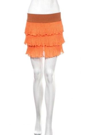 Пола, Размер XS, Цвят Оранжев, Цена 3,00лв.
