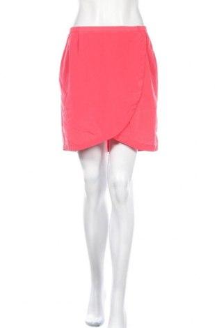 Пола H&M, Размер M, Цвят Розов, Полиестер, Цена 4,33лв.