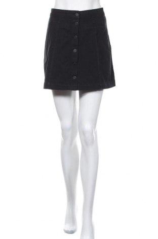 Пола H&M Divided, Размер S, Цвят Черен, Памук, Цена 19,50лв.