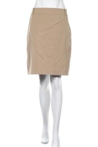 Пола Jil Sander, Размер M, Цвят Бежов, 50% полиамид, 39% памук, 11% еластан, Цена 38,73лв.