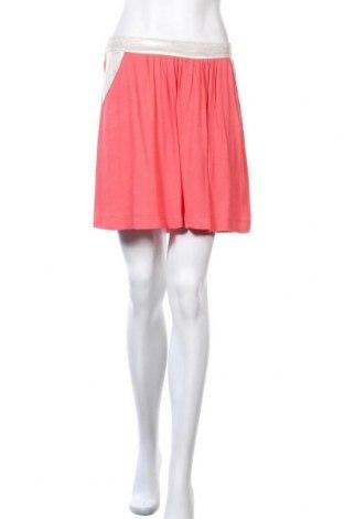 Пола La Petite Francaise, Размер M, Цвят Розов, Вискоза, Цена 4,82лв.