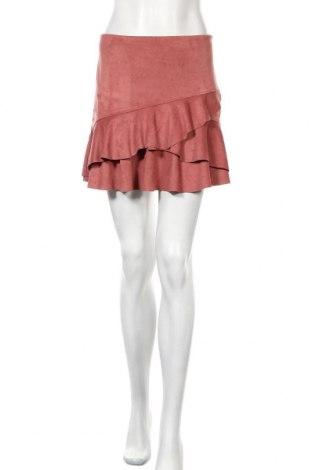 Пола Mango, Размер M, Цвят Розов, Цена 5,44лв.