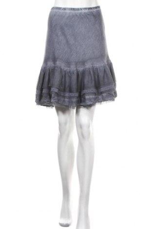 Пола Nile, Размер S, Цвят Син, 70% памук, 30% коприна, Цена 14,96лв.