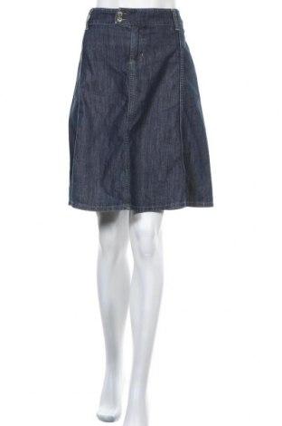Φούστα Noa Noa, Μέγεθος XS, Χρώμα Μπλέ, Βαμβάκι, Τιμή 8,18€