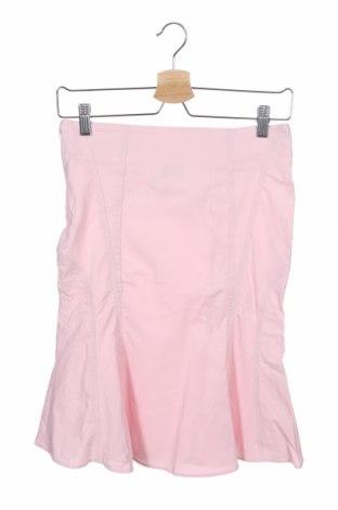 Пола Orsay, Размер XS, Цвят Розов, 71% вискоза, 26% полиамид, 3% еластан, Цена 4,56лв.