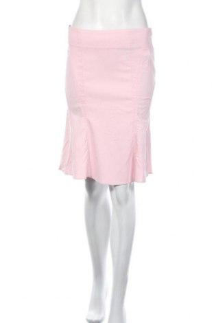 Пола Orsay, Размер M, Цвят Розов, 71% вискоза, 26% полиамид, 3% еластан, Цена 4,14лв.