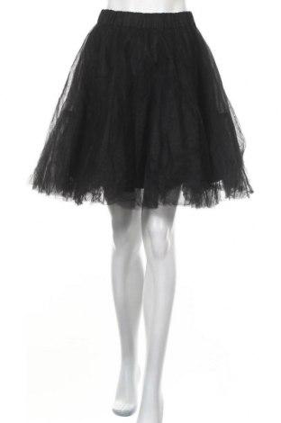 Φούστα P.A.R.O.S.H., Μέγεθος S, Χρώμα Μαύρο, Πολυαμίδη, Τιμή 29,62€