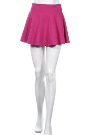 Пола Piazza Italia, Размер S, Цвят Розов, 95% памук, 5% еластан, Цена 22,84лв.
