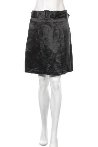 Пола Tommy Hilfiger, Размер S, Цвят Черен, 71% лен, 29% коприна, Цена 14,38лв.